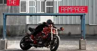 Romain Jeandrot The Drift Rampage